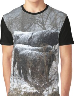 Snow Herd Graphic T-Shirt