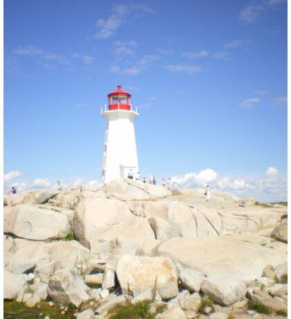 Peggy's cove, Nova Scotia, Canada Sticker