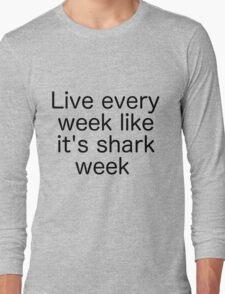 Tracy Jordan is my spirit animal Long Sleeve T-Shirt