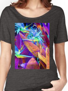 Jungle Vibe Women's Relaxed Fit T-Shirt