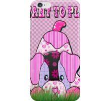 dog lover patchwork beautiful desing  iPhone Case/Skin