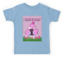 dog lover patchwork beautiful desing  Kids Tee
