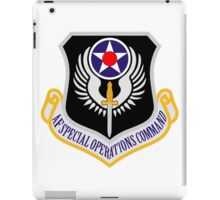 Air Force Special Operations iPad Case/Skin