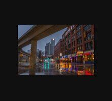 Rainy Night In Detroit  Unisex T-Shirt
