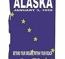 Alaska by Daogreer Earth Works