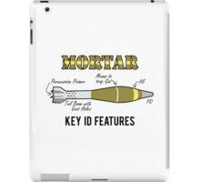Mortar ID  iPad Case/Skin