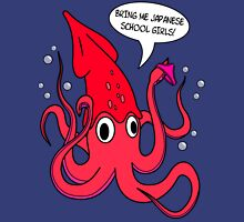 Giant Squid (Bring Me Japanese School Girls) Unisex T-Shirt