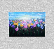 Tulips at Sunrise Womens Fitted T-Shirt