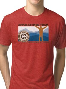 Appalachian Trail Thru Hiker - Class of 2016 Tri-blend T-Shirt