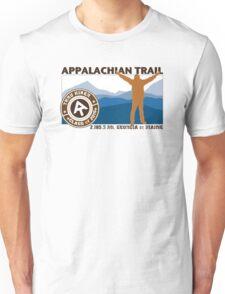 Appalachian Trail Thru Hiker - Class of 2016 Unisex T-Shirt