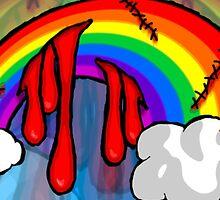 The Bleeding Rainbow by GrimDork