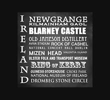 Ireland Famous Landmarks Unisex T-Shirt