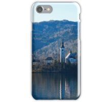 Pilgrimage Church of the Assumption iPhone Case/Skin