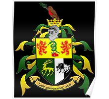 O'Sullivan crest of arms Poster