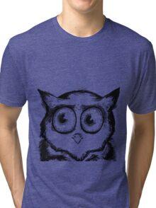 Eyes of the night Tri-blend T-Shirt