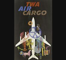 Vintage poster - Air Cargo T-Shirt