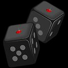 Snake eyes Dices VRS2 by vivendulies