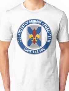256th Infantry LA ANG Unisex T-Shirt