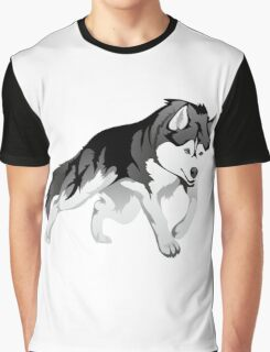 Wolf #2 Graphic T-Shirt