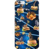 Junk Cat From Outer Space iPhone Case/Skin