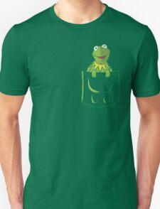 Kermit Pocket - muppet show T-Shirt