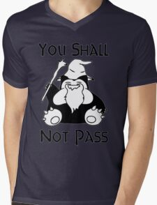 YOU SHALL NOT PASS! Mens V-Neck T-Shirt