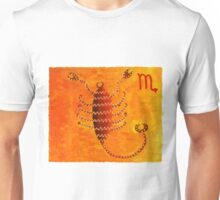 Scorpio Horoscope Zodiac Star Sign Unisex T-Shirt