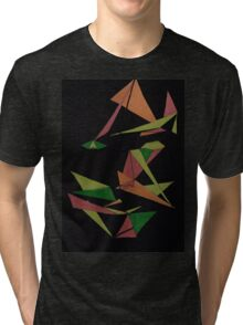 Layer Face Tri-blend T-Shirt