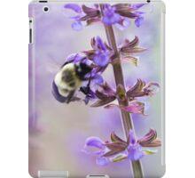Purple and Bumble iPad Case/Skin