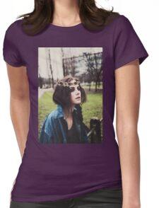 Kaya Scodelario Womens Fitted T-Shirt