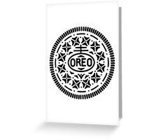 OREO Design Greeting Card