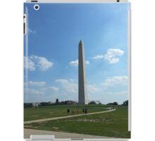 Washington Monument, Washington DC USA iPad Case/Skin