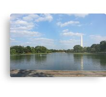 Washington Monument, Washington DC USA Metal Print