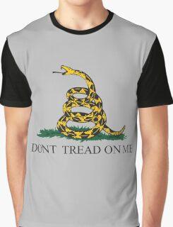The Gadsden flag Graphic T-Shirt