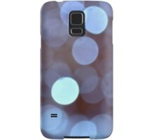 Light garland Samsung Galaxy Case/Skin
