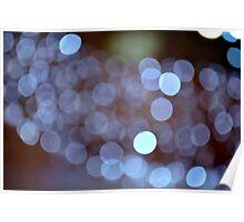Light garland Poster