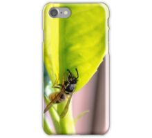 Hiding Wasp iPhone Case/Skin