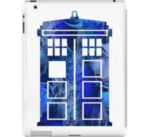 Tardis Watercolor - Doctor Who iPad Case/Skin