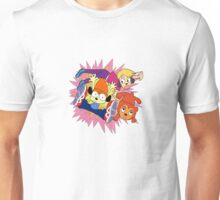 Parappa The Rapper Anime Gang 1 Unisex T-Shirt