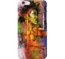 Lauryn Hill iPhone Case/Skin