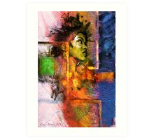 Lauryn Hill Art Print