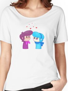 Tiny Love Women's Relaxed Fit T-Shirt