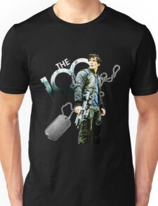The 100 Bellamy/Forest/Dog Tag Unisex T-Shirt