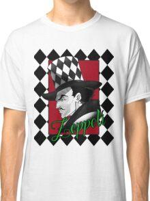 jojos bizarre adventure -Zeppeli Classic T-Shirt