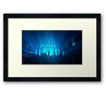 Zedd at Webster Hall, New York Framed Print