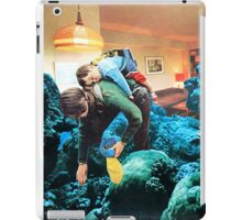 Little Family, Vintage Collage iPad Case/Skin