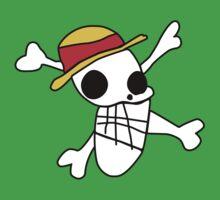 Straw Hat Pirates Kids Tee