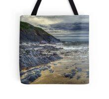 Sun sea sand & seaweed Tote Bag