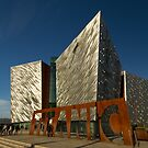 The Titanic Experience Belfast by Jon Lees