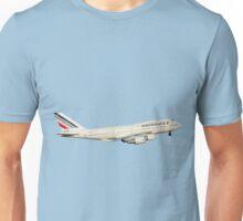 AF 747 with landing gear Unisex T-Shirt